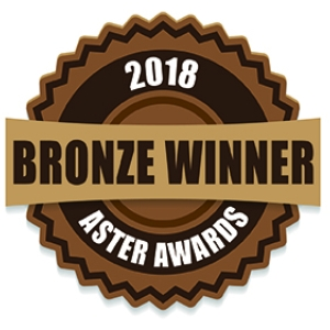 2018 Bronze Aster Award Winner