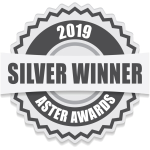 One-time 2019 Silver Aster Award Winner