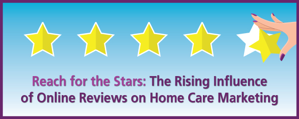 Online Reviews - reach for the stars