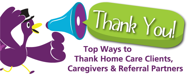 ways to thank clients and partners