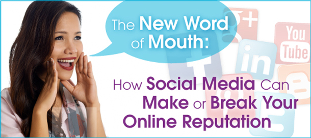 The New Word of Mouth: How Social Media Can Make or Break Your Online Reputation