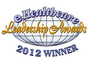2012 eHealthcare Leadership Distinction Awardfor our work on the Procura website