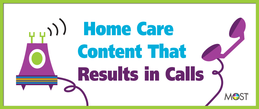 Webcast: Home Care Content that Results in Calls photo