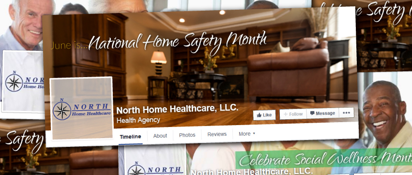 North Home Health Care Banner