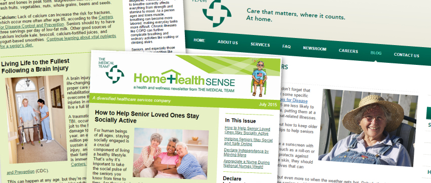 home health marketing
