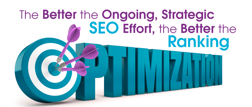 The Better the Ongoing, Strategic SEO Effort, the Better the Ranking photo