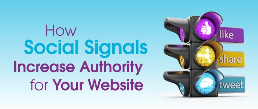 How Social Signals Increase Authority for Your Website photo