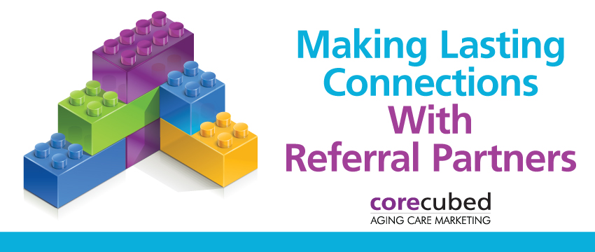Webcast: Making Lasting Connections With Referral Partners photo