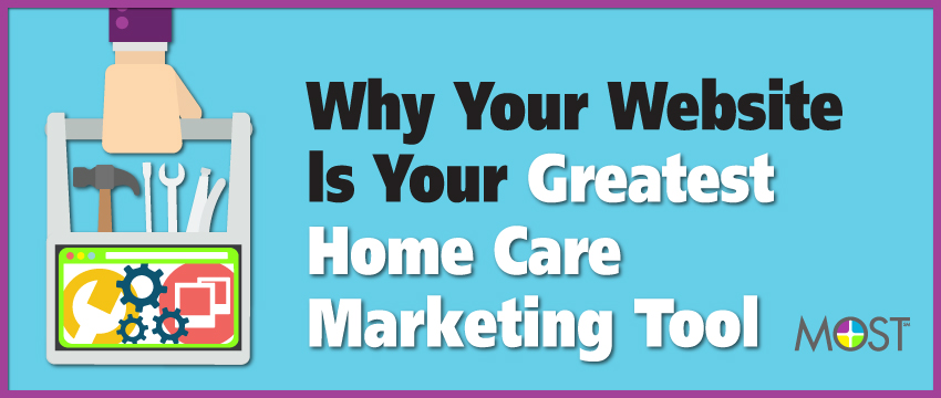 Webcast: Why Your Website Is Your Greatest Home Care Marketing Tool photo