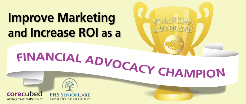 Webcast: Improve Marketing & Increase ROI as a Financial Advocacy Champion! photo