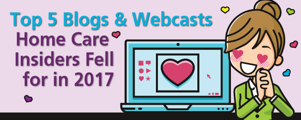 home care blogs and webcasts