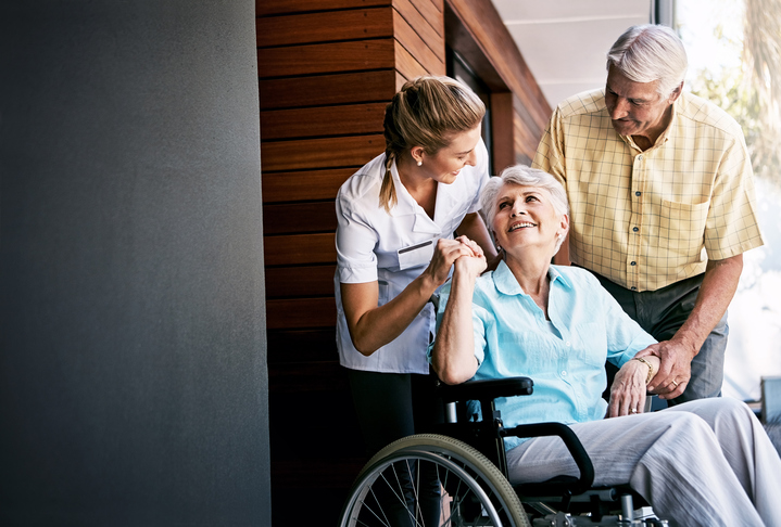 elder care marketing image