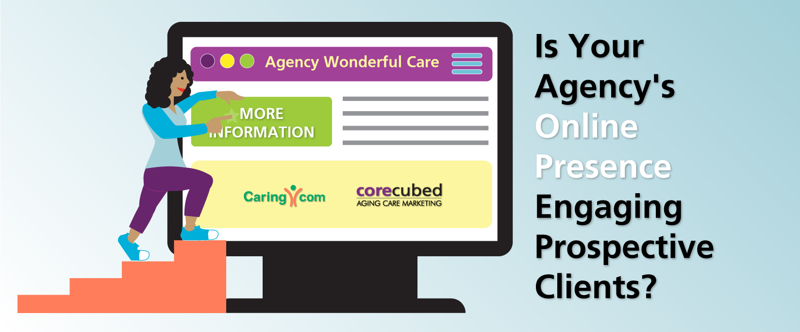 Is Your Agency's Online Presence Engaging Prospective Clients?