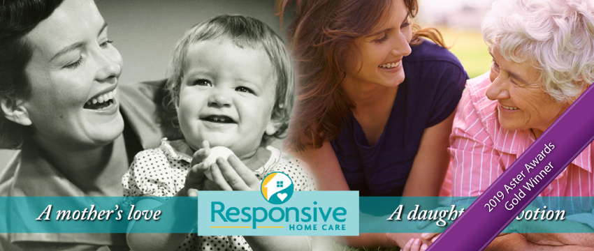Facebook Advertisement for Responsive Home Care