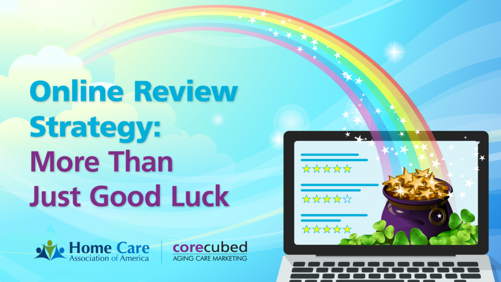 Online Review Strategy: More Than Just Good Luck photo